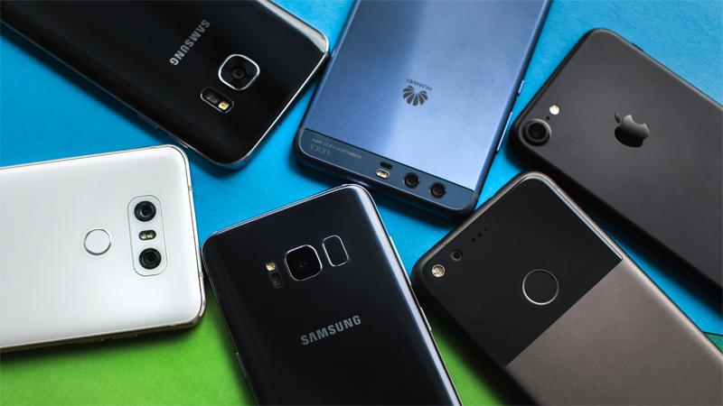 2017 Q4 Smartphones