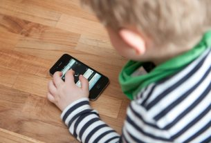 A Quarter of Children under 6 own a Mobile Phone