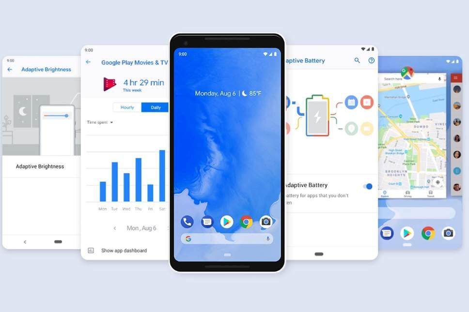 Google Android Pie